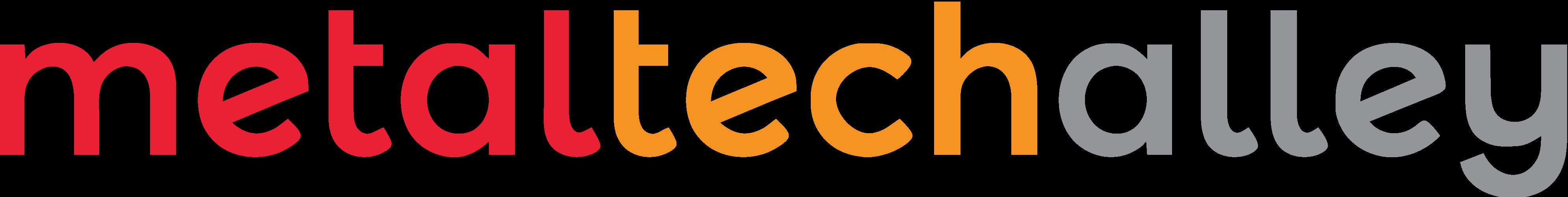 Metal tech alley logo